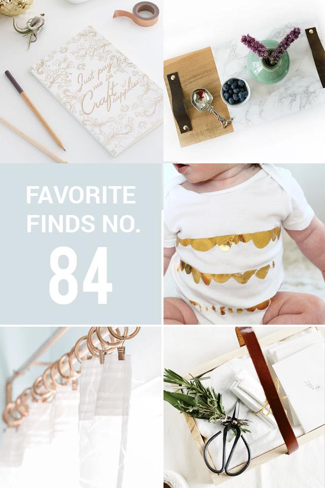 Favorite Finds 84