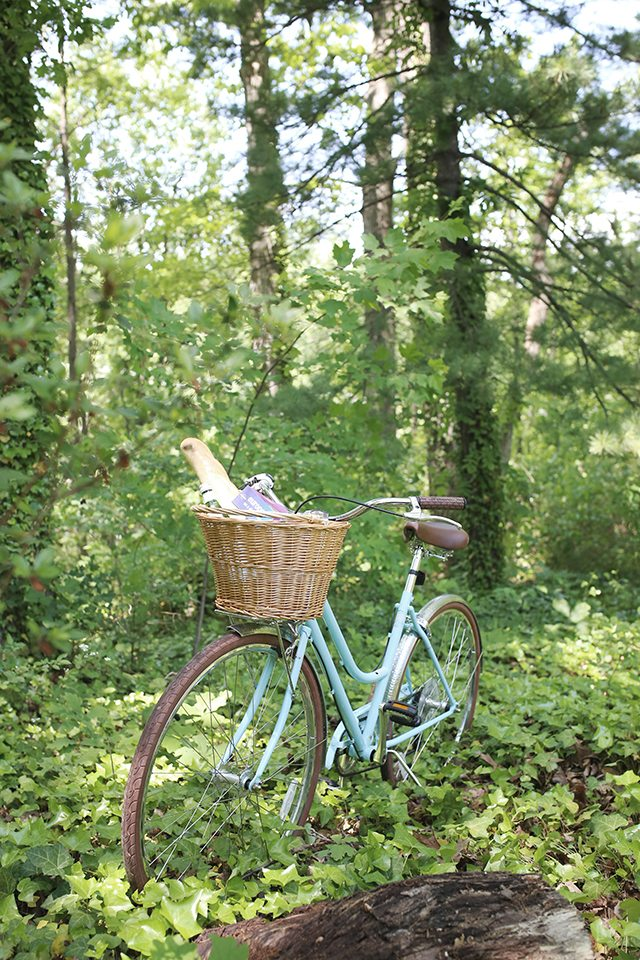 Tips for Choosing the Right Bike Basket - Classic Wicker Bike Basket