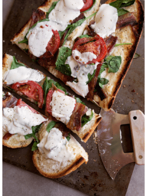 Cheesy BLT Breadsticks Recipe thumbnail