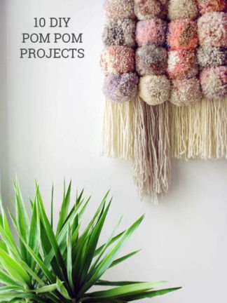 10 DIY Pom Pom Projects thumbnail