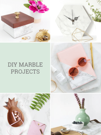 DIY Marble Projects & Favorite Finds No. thumbnail