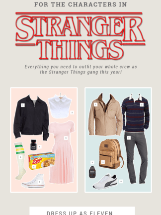 Stranger Things Halloween Costume Ideas thumbnail
