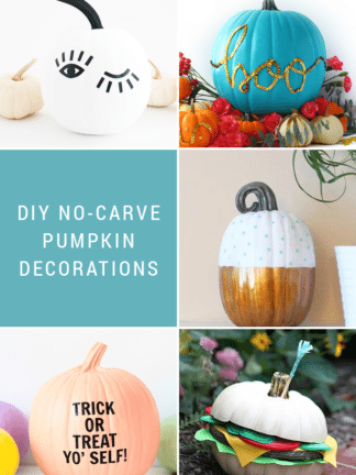 DIY No Carve Pumpkin Ideas + Favorite Finds No. 91 thumbnail