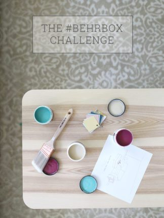 The #BEHRBox Challenge + $100 Giveaway thumbnail
