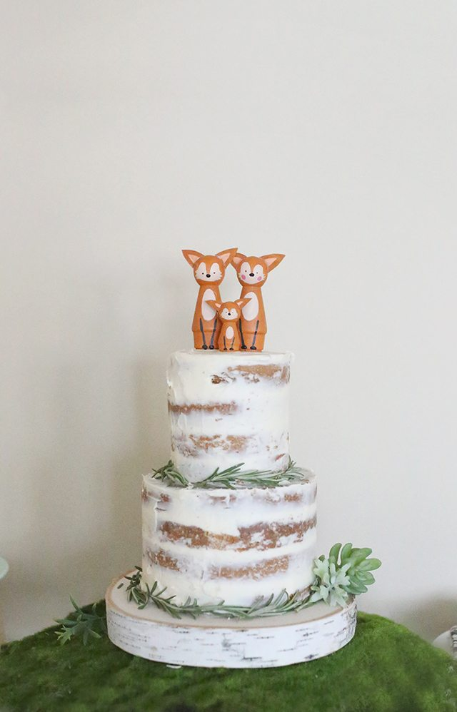 DIY Naked Cake Tips and Ideas