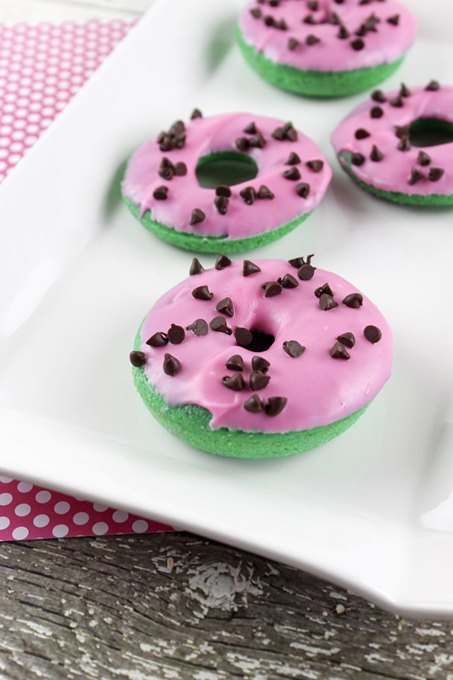 Watermelon Donut DIY Recipe 4
