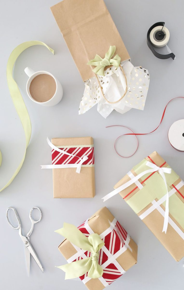 Holiday Gift Wrap Ideas