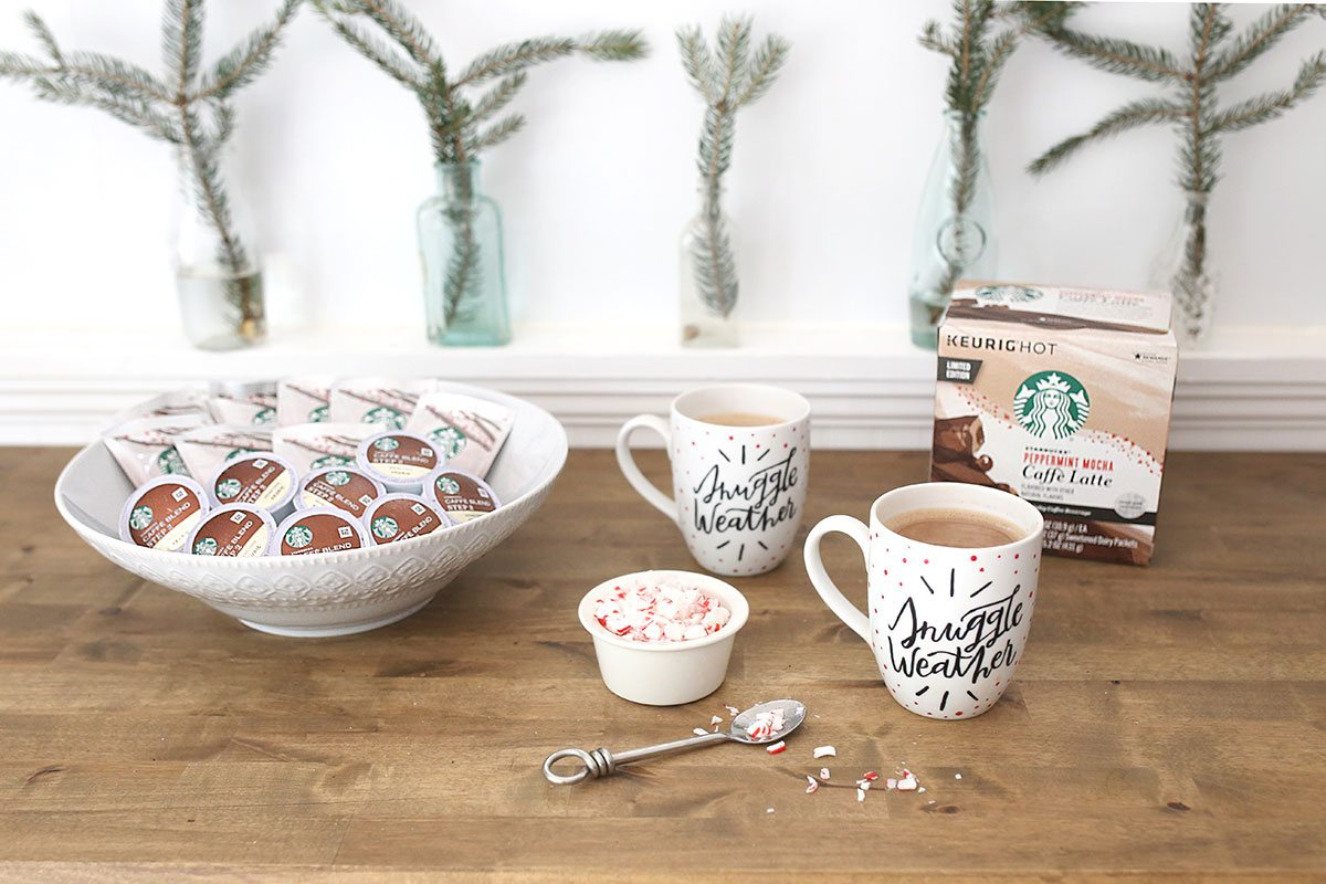Starbucks Share the Cheer Sweepstakes