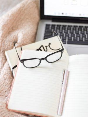 Blogging thumbnail