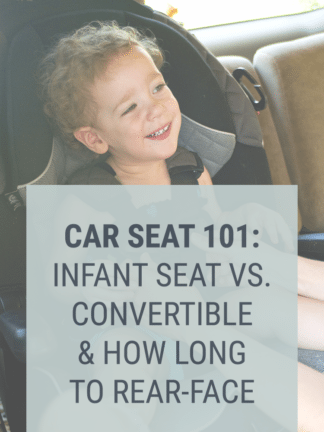 Car Seat Safety and How Long to Rear-Face thumbnail