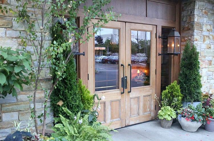 Hen of the Wood Restaurant in Downtown Burlington Vermont