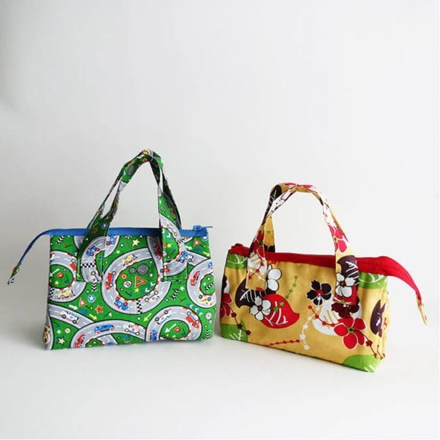 Sew A Kids Lunch Bag
