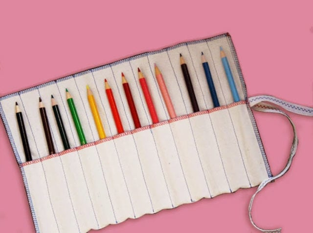Make A Pencil Roll In Just Ten Minutes
