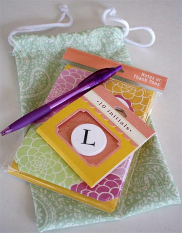 Drawstring Bag Tutorial
