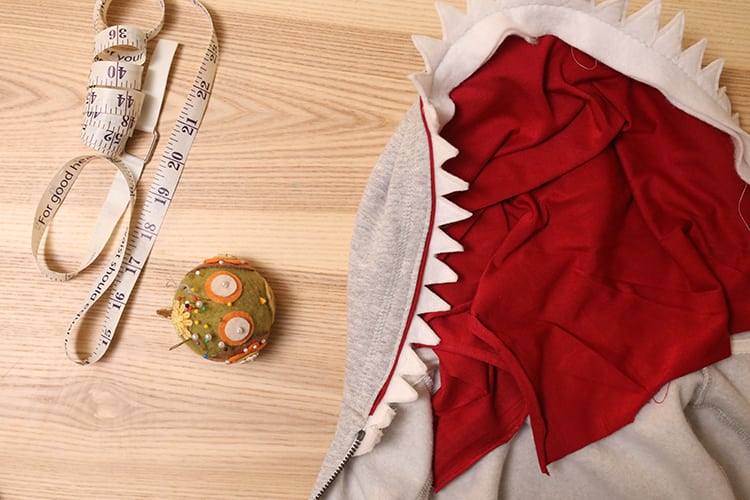 How to Sew a Baby Shark Song Costume for Halloween - Step 5