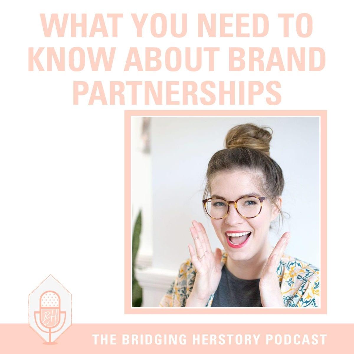 Bridging Herstory Podcast - Lindsay Ponta of Shrimp Salad Circus