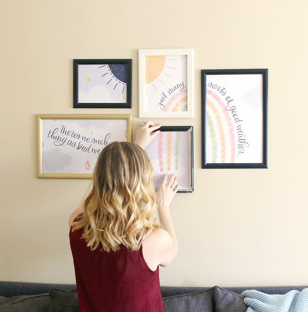 Free Printable Wall Art My Trick To