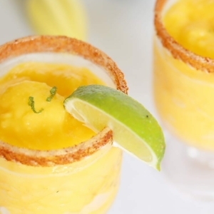 Frozen Mango Margarita Recipe from Scratch