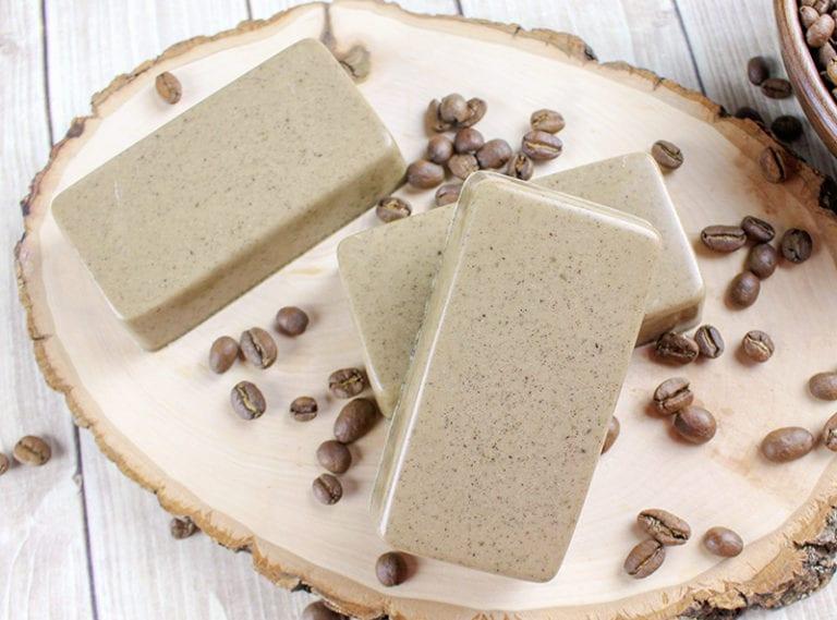 DIY Coffee Soap Recipe