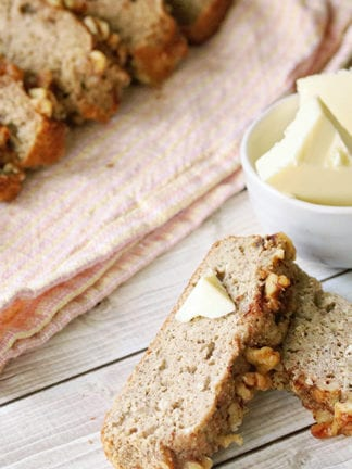 Dairy-Free Gluten-Free Banana Bread Recipe thumbnail