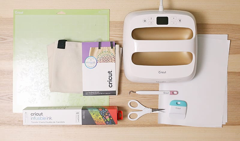 Cricut Infusible Ink Supplies