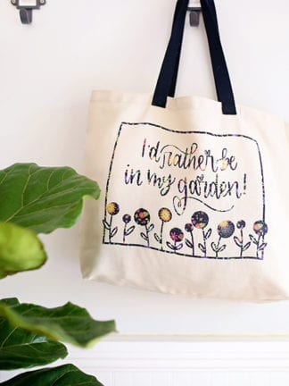 Cricut Infusible Ink Tips + DIY Tote Bag & Free SVG Files thumbnail
