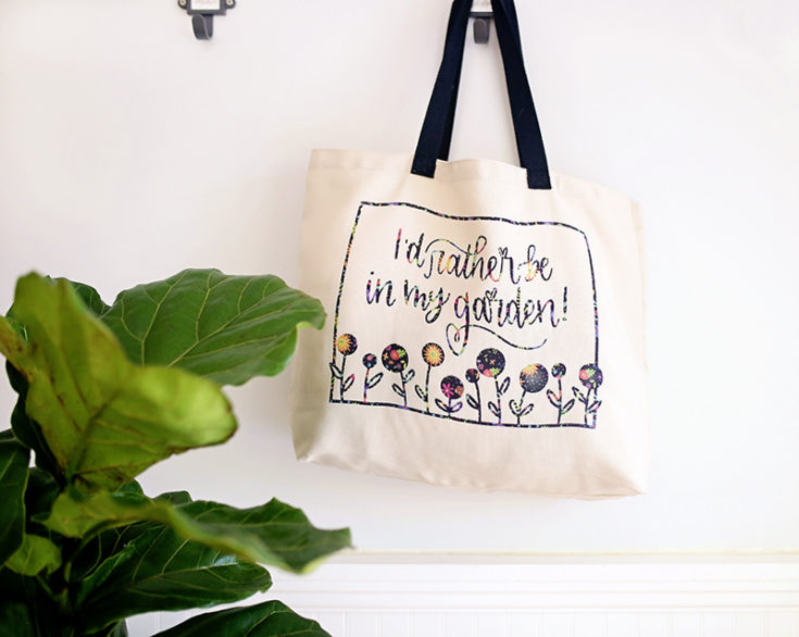 Cricut Infusible Ink Tips + DIY Tote Bag & Free SVG Files
