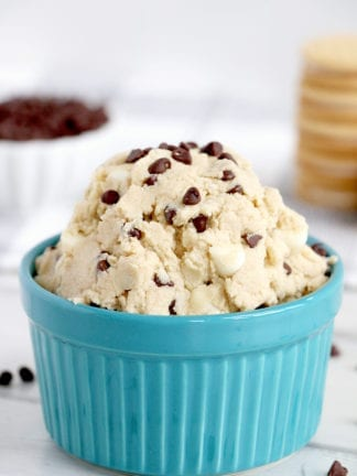 Easy Chocolate Chip Cookie Dough Dip Recipe thumbnail