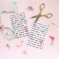 Free Printable Magnetic Poetry