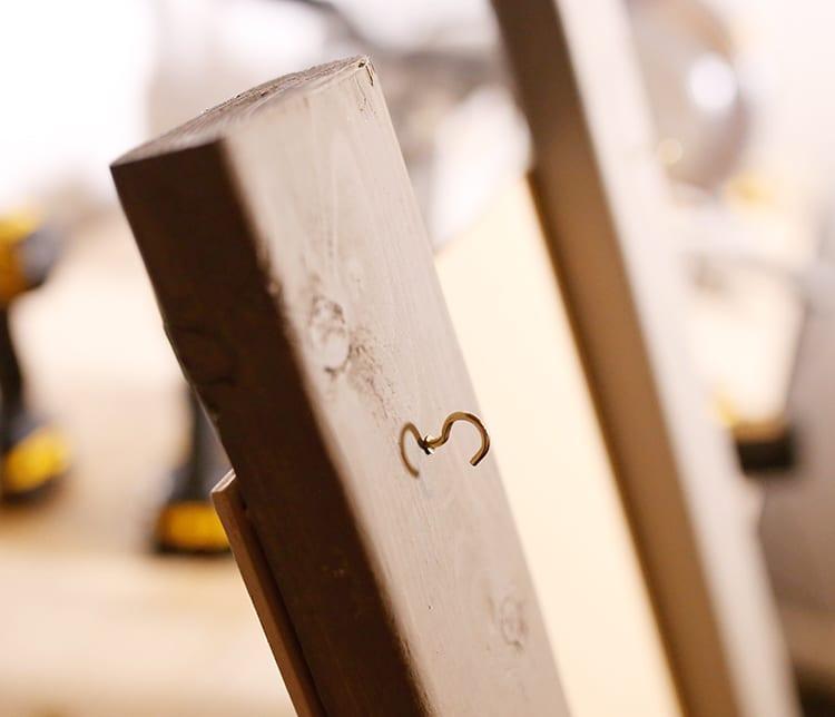 DIY Wood Frame Sign - Step 10