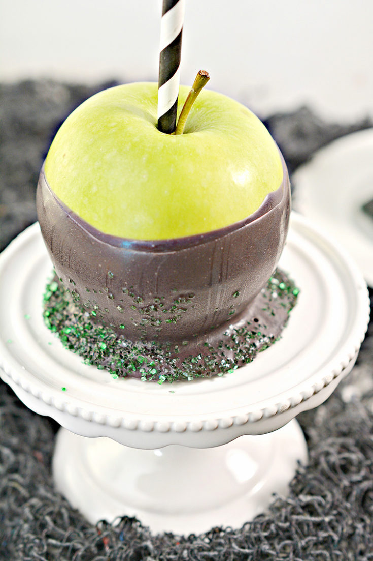 Halloween Poison Apples Recipe