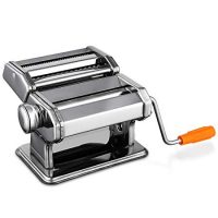 Pasta Maker for Conditioning and Rolling Clay