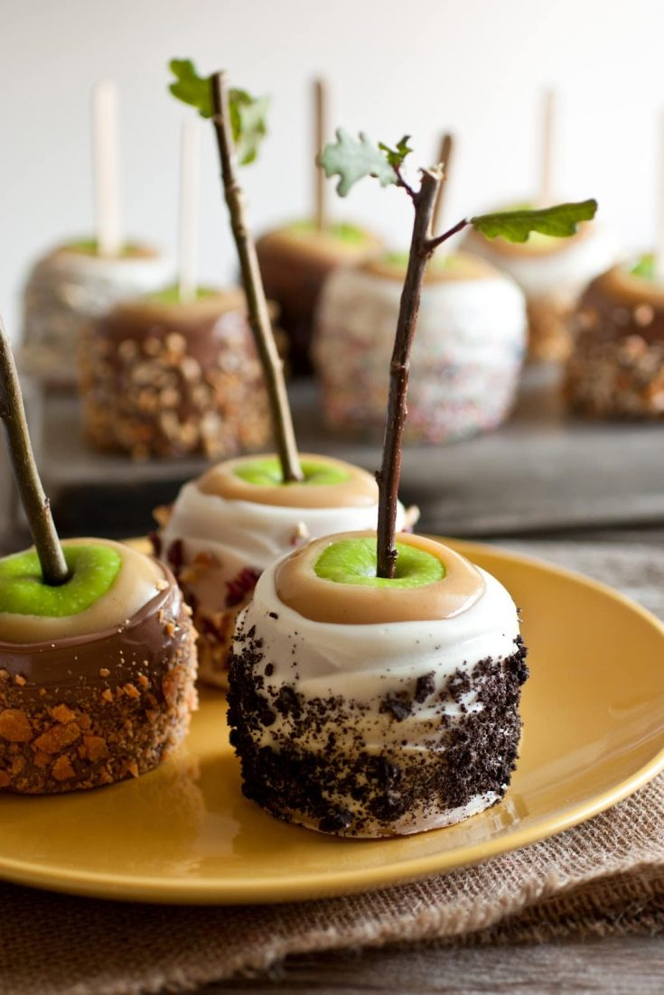 Ultimate Caramel Apples - A Favorite Fall Treat