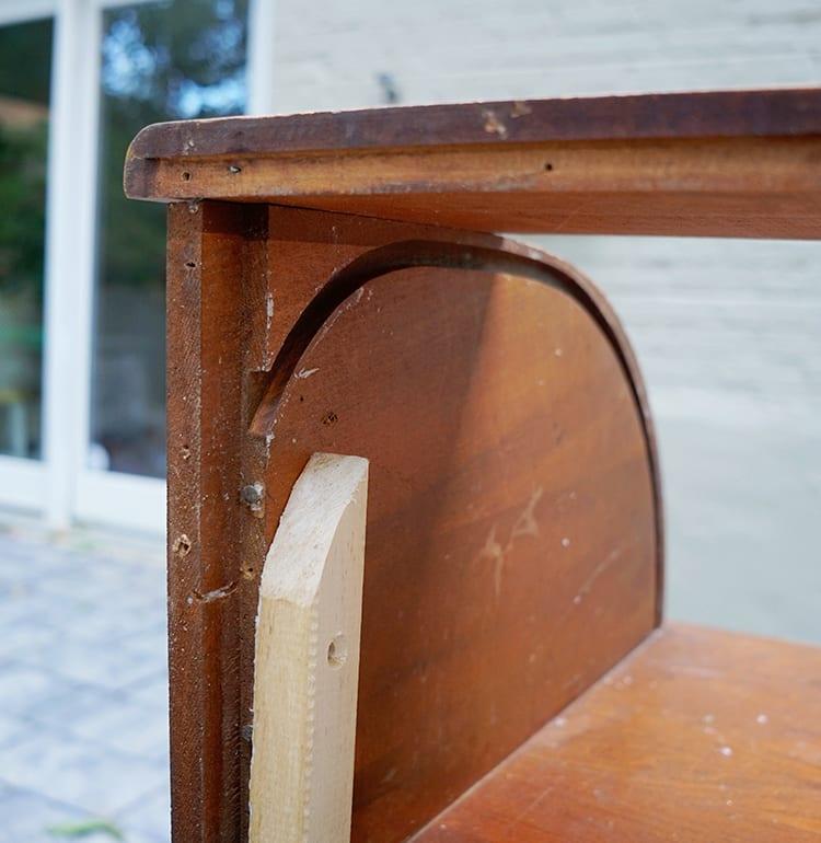 Repairing a Vintage Roll Top Desk