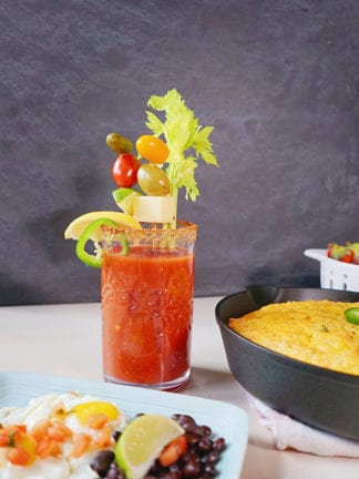 Homemade Spicy Recipe for Bloody Mary Mix thumbnail