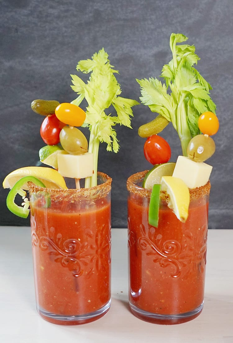 The Best Spicy Bloody Mary Recipe