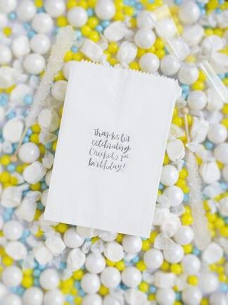 Custom DIY Goodie Bags for Party Favors thumbnail