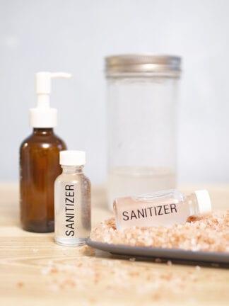 Two-Ingredient All Natural Gel DIY Hand Sanitizer Recipe thumbnail