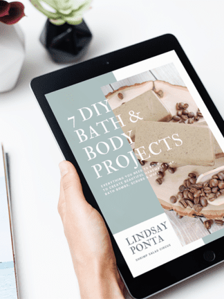 Free eBook: 6 DIY Bath & Body Products thumbnail