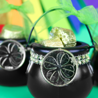 Easy St. Patrick's Day Party Favors