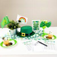 St. Patrick's Day Bunco Ideas
